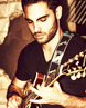 תמונת המורה לגיטרה